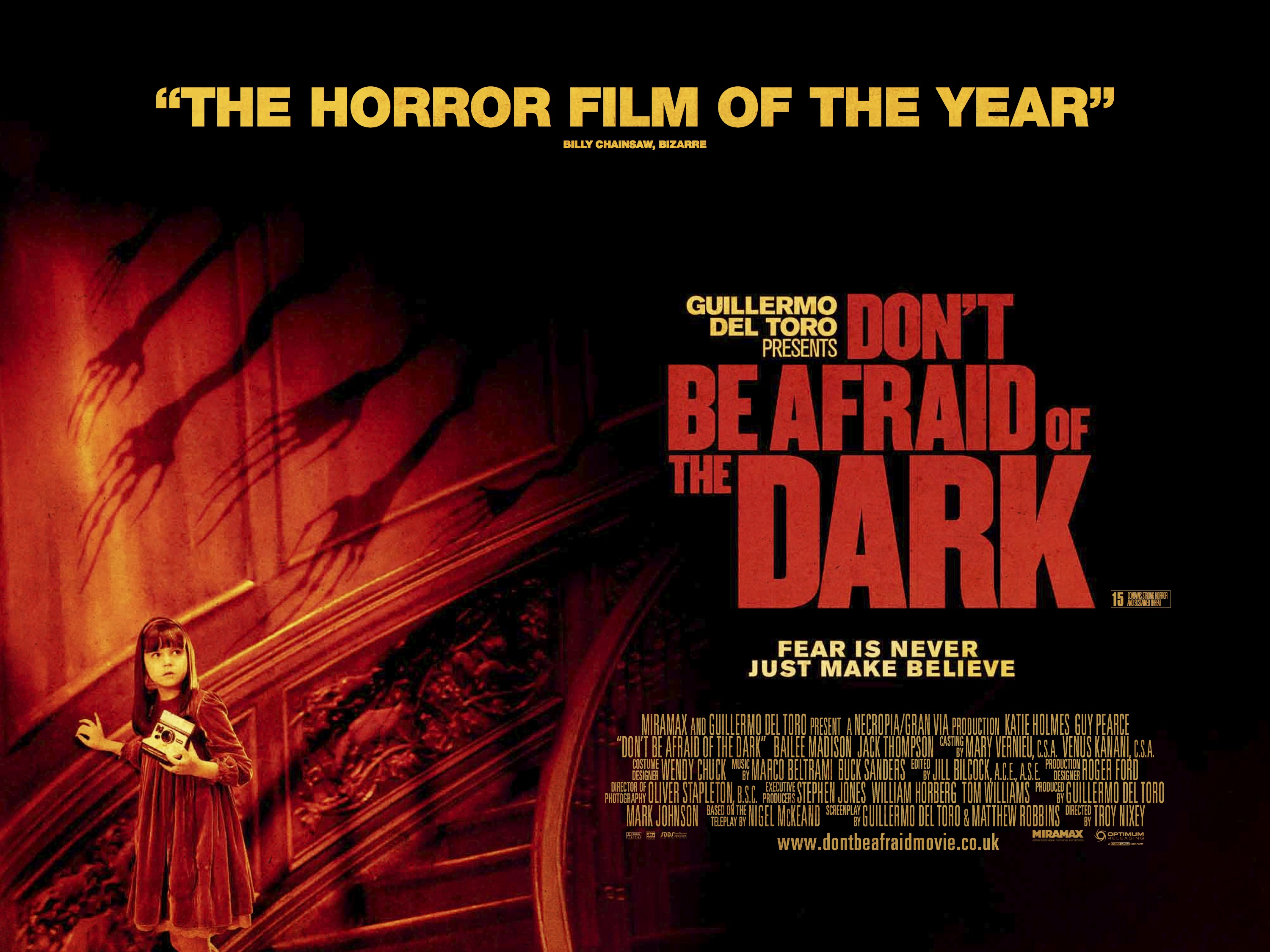 Fear Of The Dark Movie
