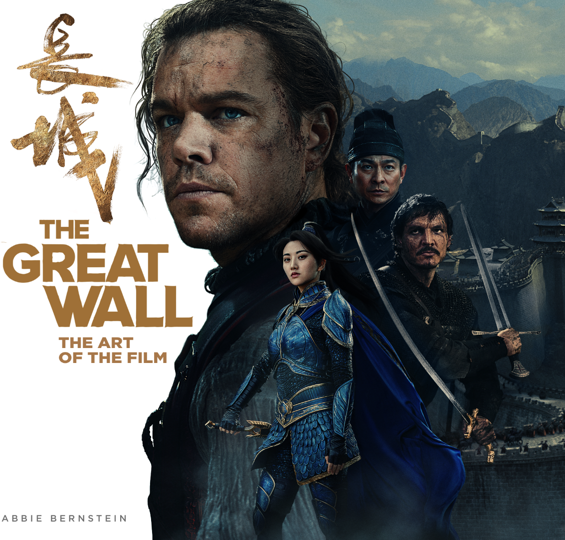 The Great Wall Shaun Patten